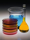 Containers of Chemicals