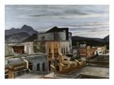 El Palacio Giclée par Edward Hopper