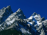 Cathedral Group of the Teton Range