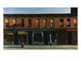 Tôt un dimanche matin, 1930 Giclée par Edward Hopper