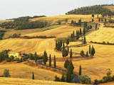Italian Countryside of Val d'Orcia