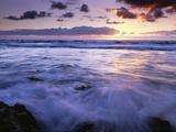 Fraser Island Coast at Sunrise