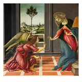 Annunciation (1489-1490) Giclée par Sandro Botticelli