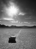 Rock at Racetrack Playa