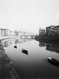 View Along the River Arno