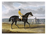 Aquatint by Thomas Sutherland After Jack Spigot  Winner 1821