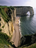 Les Falaises Cliffs
