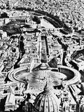 Cité du Vatican Papier Photo par Bettmann