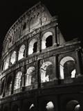 Les arches du Colisée, Rome Papier Photo par Bettmann