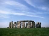 Stonehenge by Moonlight