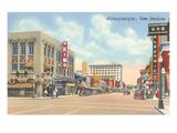 Kimo Theater  Albuquerque  New Mexico