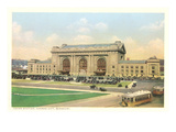 Union Station  Kansas City  Missouri