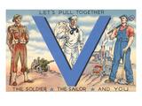 Let's Pull Together