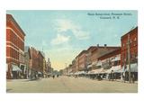 Main Street  Concord  New Hampshire