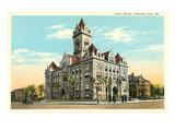 Courthouse  Jefferson City  Missouri