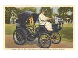 1894 Daimler  Greenfield Village  Dearborn  Michigan