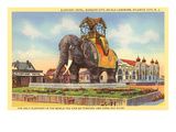 Elephant Hotel  Atlantic City  New Jersey