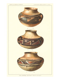Hopi Polychrome Pots from Sikyatki