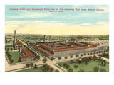 Packard Plant  Detroit  Michigan