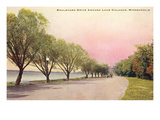Boulevard Drive  Minneapolis  Minnesota