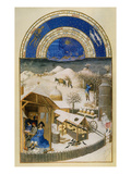 Book Of Hours: February