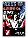 Wake Up America Day  1917