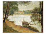 Seurat: Gray Weather