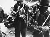 Street Musicians  1935