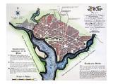 Washington  Dc  Plan  1792