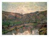 Gauguin: Brittany  1888