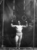 Circus Strongman  1885