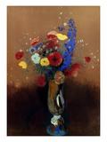Redon: Wild Flowers  C1912