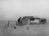 Drought: Dust Storm  1936