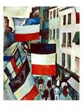 Dufy: Flags  1906