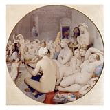 Ingres: Turkish Bath