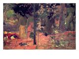 Gauguin: Bathers  1898