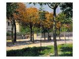 Caillebotte: Argenteuil