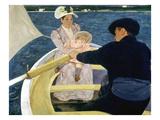 Cassatt: Boating  1893-4
