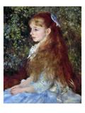 Renoir: Mlle D'Anvers  1880
