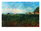 Van Gogh: Landscape  1888