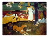 Gauguin: Pastoral  19Th C