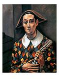 Derain: Harlequin  1919