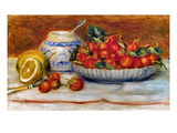 PA Renoir: Strawberries