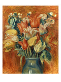 Renoir: Bouquet Of Tulips