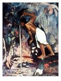 Gauguin: Pape Moe  1892