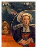 Gauguin: Belle Angele  1889