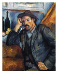 Cezanne: Pipe Smoker  1900