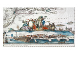 New Amsterdam  1673