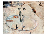 Caillebotte: Refuge  1880
