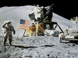 Apollo 15: Jim Irwin  1971